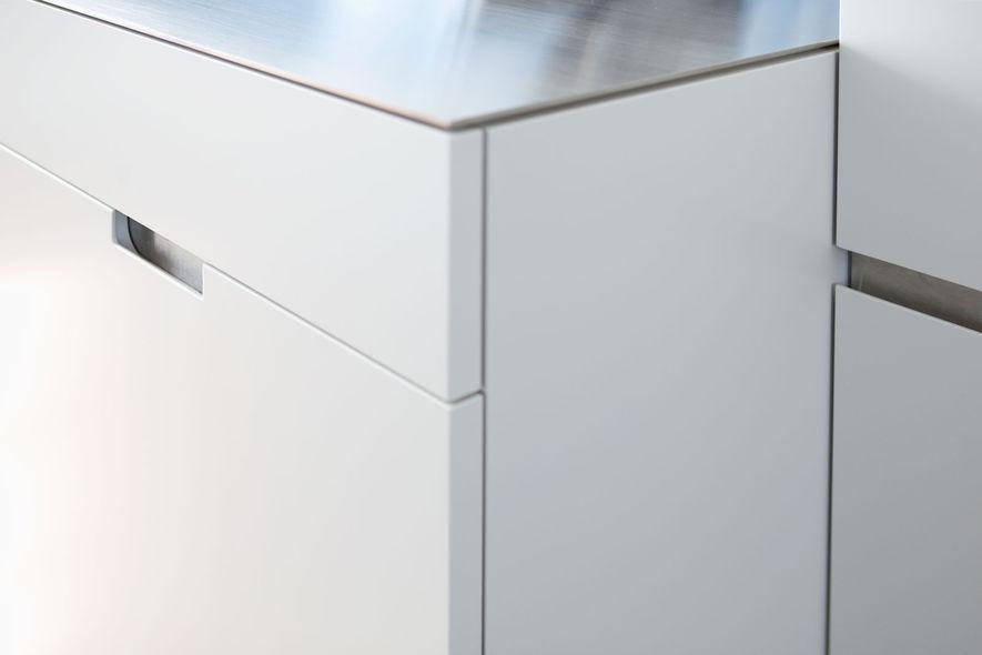 griff küche - 100 images - blankett griff aluminium ikea cabinets ...