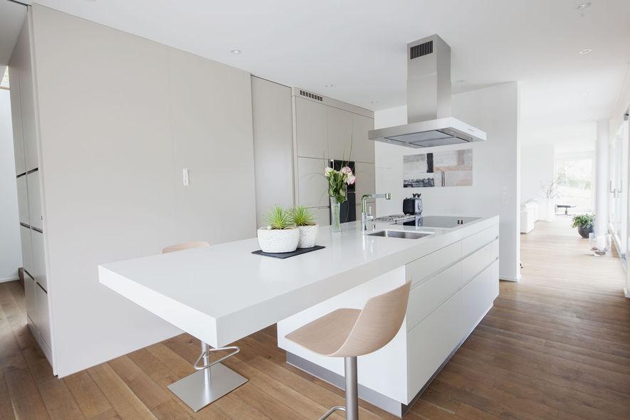 Grosse Kücheninsel - Ammann AG