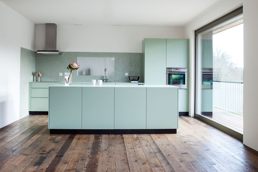 Küchenmöbel in Mint - Ammann AG