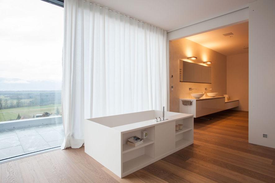 Stehende Badewanne ideen für den badezimmerumbau ammann ag