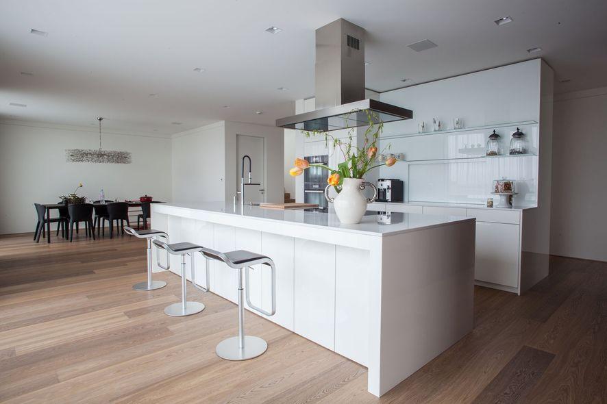 Kücheninsel Als Lebensmittelpunkt Ammann Ag